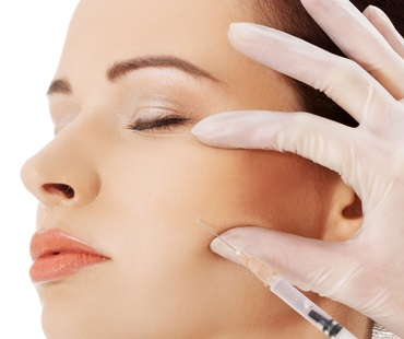 Sculptra-Injections